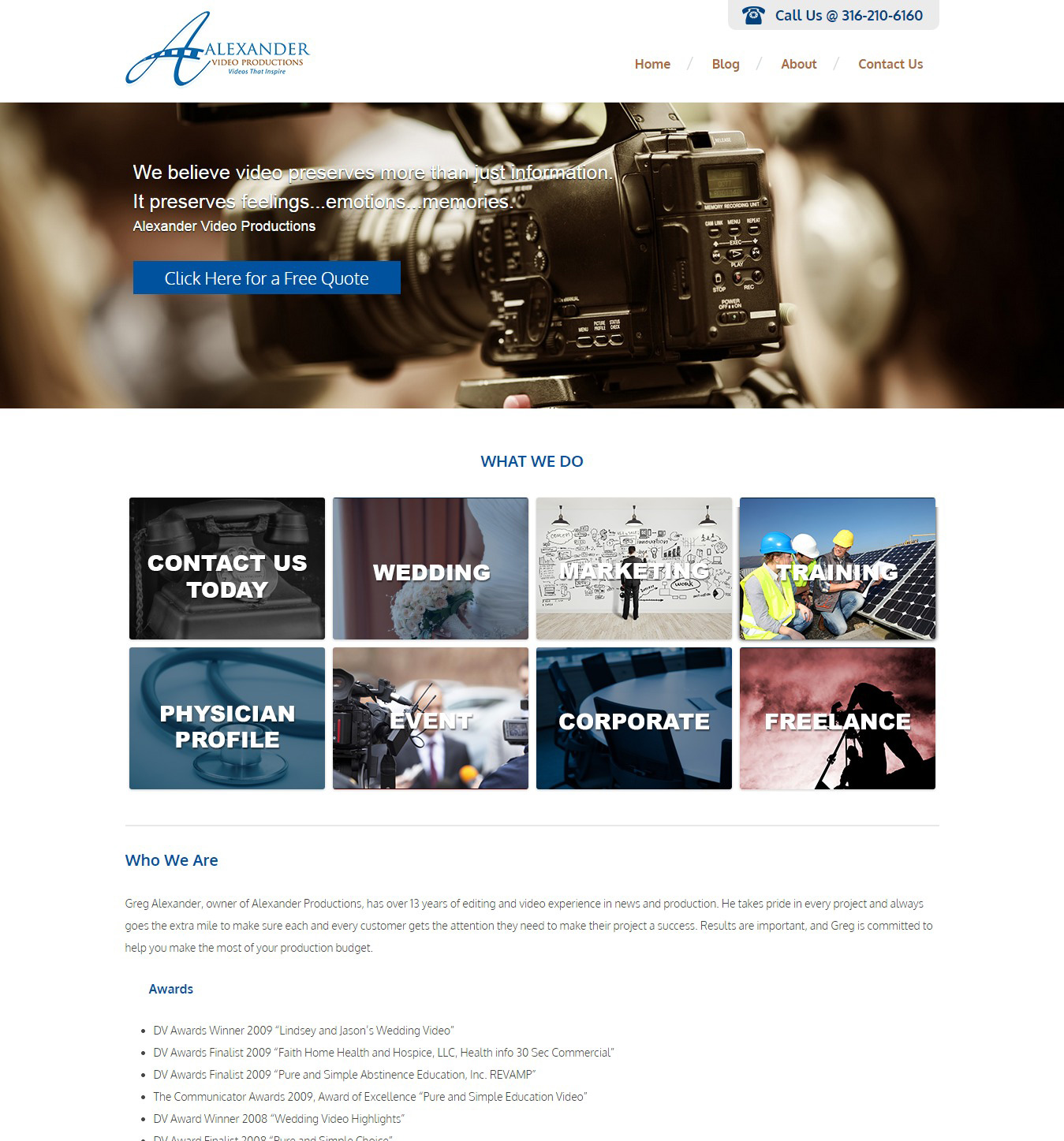 Alexander Video Productions